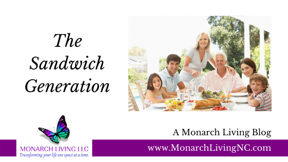 Celebrate Sandwich Generation Month by Taking Care of Yourself!